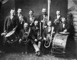 Colorado's first brass band