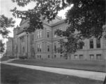 Cranford Hall, main admin. building