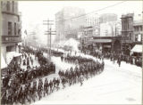 Colorado Regiment arriving in San Francisco
