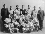 Colorado College championship base ball team