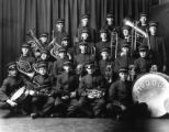 Montrose, Colo. first junior band of Montrose