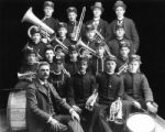 Montrose, Colo. music, first city band in Montrose