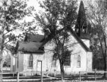 Old Congregational church