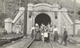 Group at Cascade Tunnel