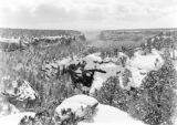 General Mesa Verde headquarters ruins