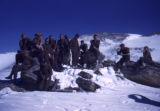 Soldiers at the summit