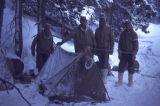 Winter camp, Camp Hale, Colorado