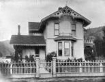 Residence of Mrs. Henry Plummer on Colorado Street
