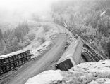 Derailment near Coal Creek Canyon