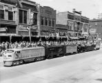 Cheyenne, Wyoming, Frontier Days Parade