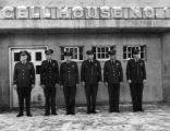Guards of cell house No. 1