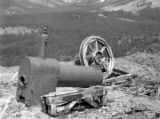 Caribou, Colo. early mine machinery 1941