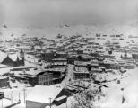 Winter view of Central City, 1899