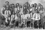 Group of Ute Indians