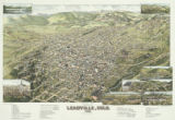 Bird's eye view of Leadville, Colo. 1882
