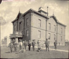 Raton, N.M. County administration