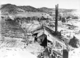 Alexander T. Sullenberger's Pagosa Lumber Company Sawmill