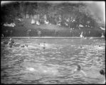 The pool, Genwood [sic], Colo. on the Colo. Midland Ry.