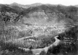 Telluride, Colo., looking N. East, Sept. 15th 1887