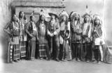 Buffalo Bill with group