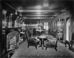 Club room, Cleveholm, Redstone