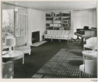 Unidentified residence, living room