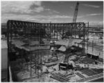 Boettcher Hall construction, Denver