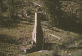 Smelter stack, Henson Creek