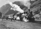 R.G.S. - Rocky Mt. R.R. Club excursion train @ Telluride