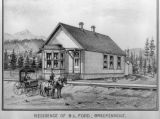 Residence of B.L. Ford, Breckenridge