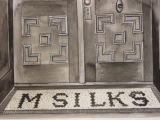 [M. Silks establishment] [art original].