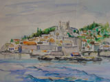 Ragusa Yugoslavia from Pilsna [art original].