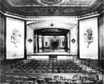 Opera house at Central City, Colo., interior after restoration in 1932