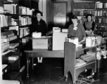 Public library order department