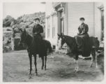 Women riders in Central City