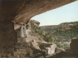 Cliff Palace, Mesa Verde, from the ruins