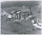 Matchless Mine dedication