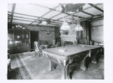 Billiard room, Cleveholm