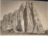South side of Inscription Rock, N.M.