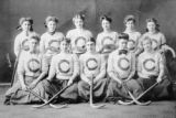 CU girls hockey team
