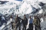 10th Mountain Division members on Mount Rainier