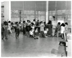 Gilpin School playtime