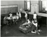 Gilpin School students during classroom lesson