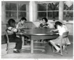 Gilpin School students during a lesson.