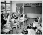 Palmer School students in classroom