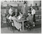 Teller School reading project