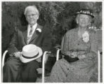 Mr and Mrs Charles Hines Sr.
