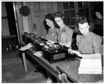Emily Griffith Opportunity School typewriting class