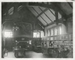 Decker Branch reading room