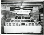 Swift and Company meat display